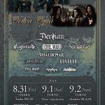 8/31 Evoken fest.チケット発売開始!
